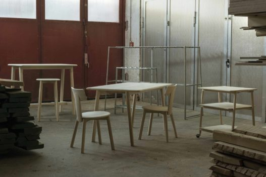 Trewit Kollektion Kofel in Werkstatt
