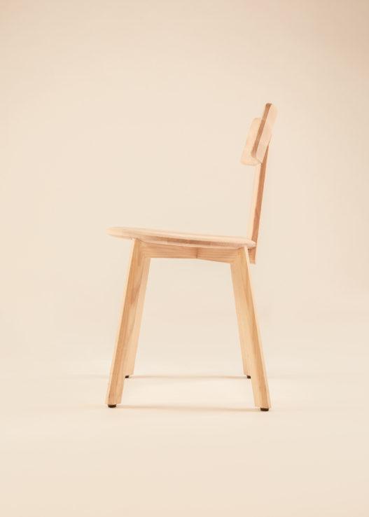Trewit Stuhl Kofel aus Massivholz