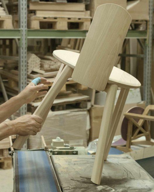 Trewit Stuhl Kofel Produktion