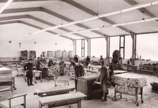 Wittmann Werkstatt 1965