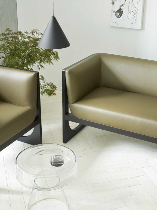 Crafted Collection Fauteuil Bank