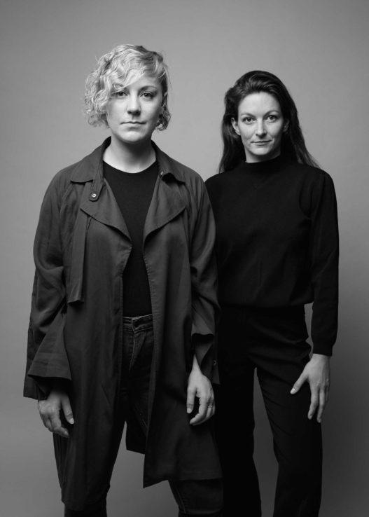 Maria Fröhlich und Sabrina Höllriegl Designerinnen