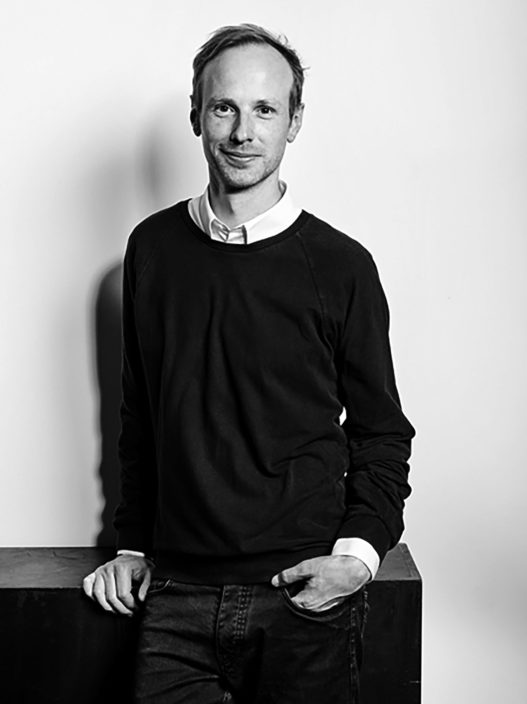 Designer Robert Rüf
