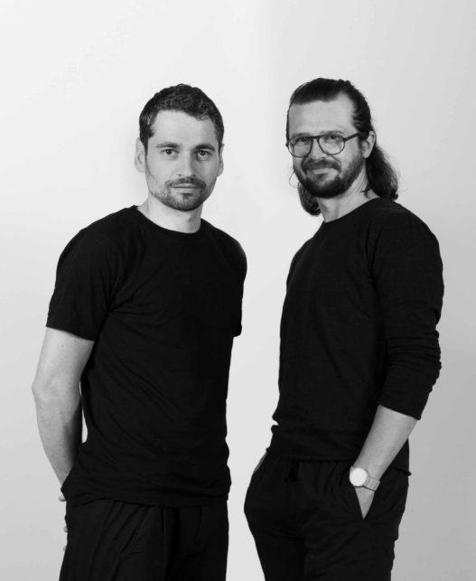 Gründer von Studio MARCH GUT, Christoph March & Marek Gut