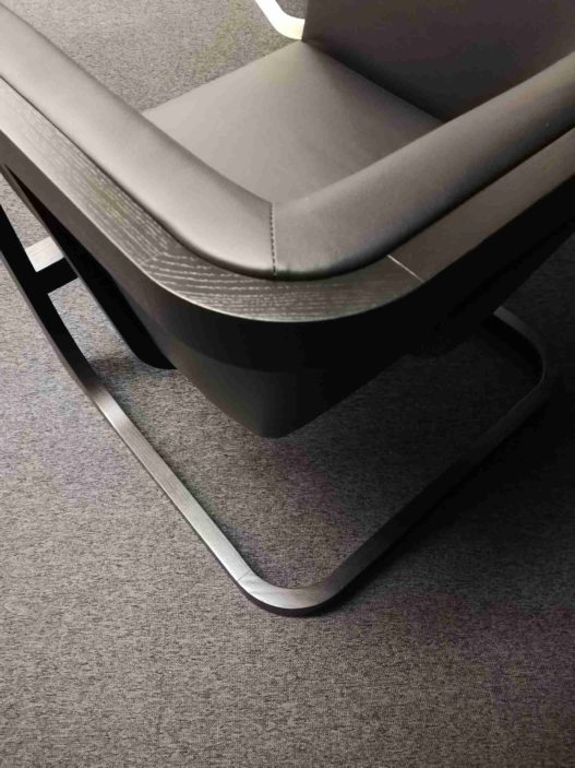 Detail des Crafted Collection Fauteuils