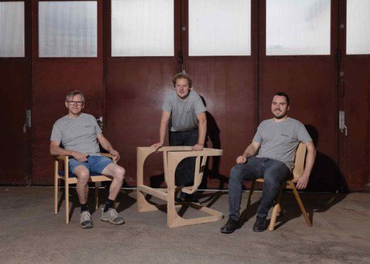 Wolfgang, Rudolf und Max Wittmann