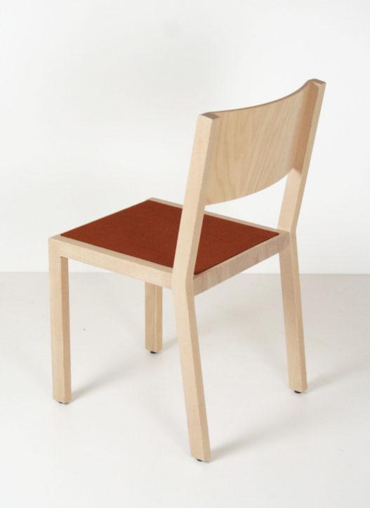 Trewit Stuhl Lipp Buche mit Sitzpolsterung