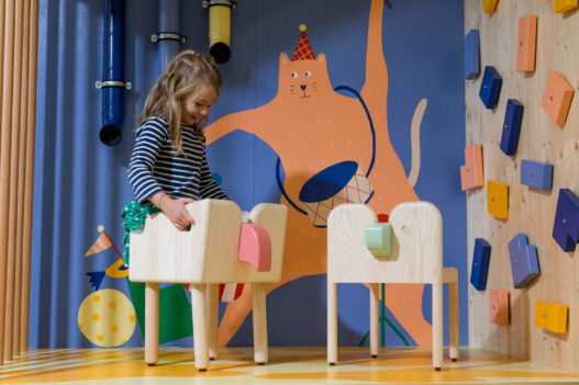 Kindergarten Stuhl Anuk