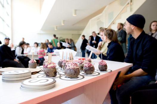 Breakfast Bowls in Pop Up Café der Vienna Design Week