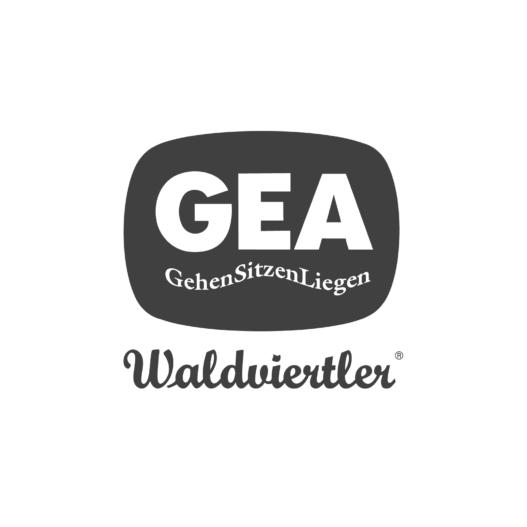 GEA GehenSitzenLiegen Logo