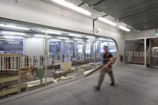 Werkstatt der HTL Hallstatt